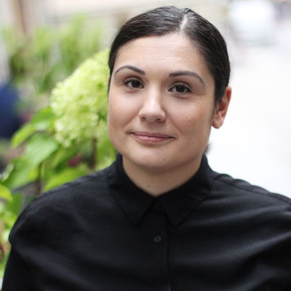 Suzan Hourieh Lindberg, vd på The Social Few. Foto: Christian von Essen